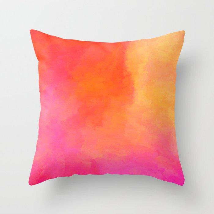 pillow pillows products orange schoolhouse autumn throw