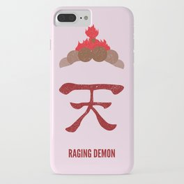 Akuma - Raging Demon iPhone Case