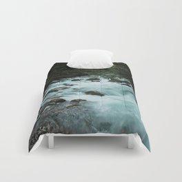 Pacific Northwest River II Comforters