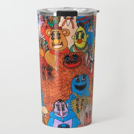 moppets Travel Mug
