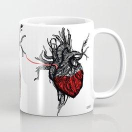 Wired Heart Coffee Mug