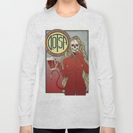 QOSTA Long Sleeve T-shirt