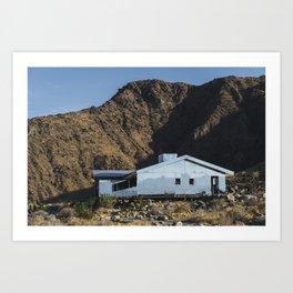 Desert X: Mirage I Art Print
