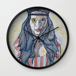 American Rocker Wall Clock