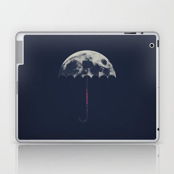 Space Umbrella Laptop & iPad Skin