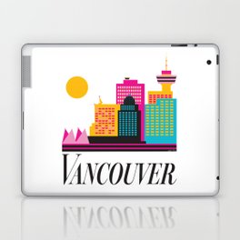 Vancouver Coal Harbour Laptop & iPad Skin