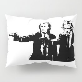 Brahms & Beethoven Pillow Sham
