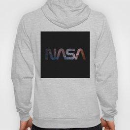 NASA font Hoody