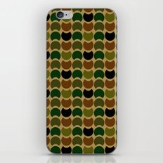 HobNob Camo Multi iPhone & iPod Skin