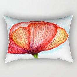 Papaver II Rectangular Pillow