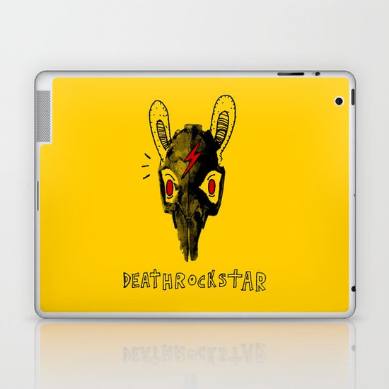 Rabitt Skull Laptop & iPad Skin