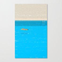 pool-1 Canvas Print