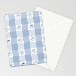 Greta - Gingham Stationery Cards