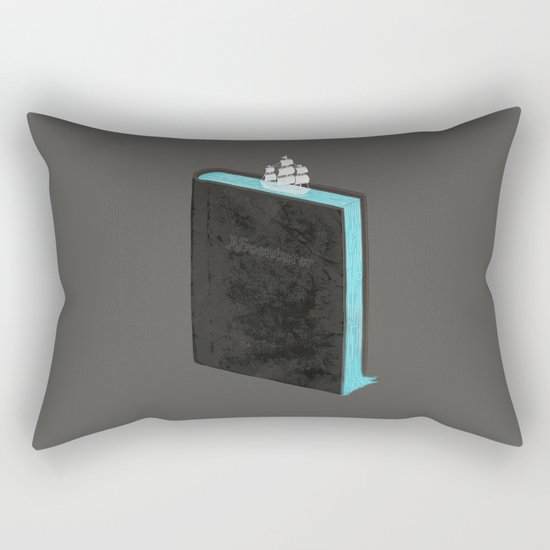 The Adventurer Rectangular Pillow