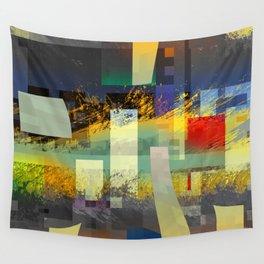 internal struggle 1f Wall Tapestry