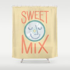 Sweet Mix Shower Curtain
