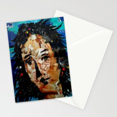 VENUSIAN COLLAGE Stationery Cards