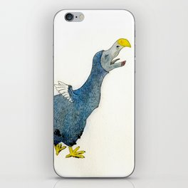 Dodo Scream iPhone Skin