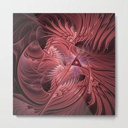 fractal design -116- Metal Print