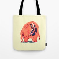 dorothy Tote Bags featuring Dorothy by semiskimmedmin