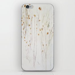 little flower iPhone Skin