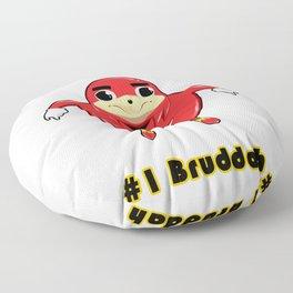 Uganda Knuckles Floor Pillow
