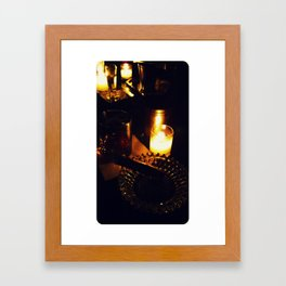 Cigar Framed Art Print