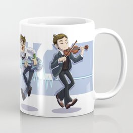 k-science rockstars Coffee Mug