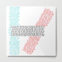 TwentyOnePilotsStore Metal Print