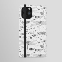 Braf insects iPhone Wallet Case