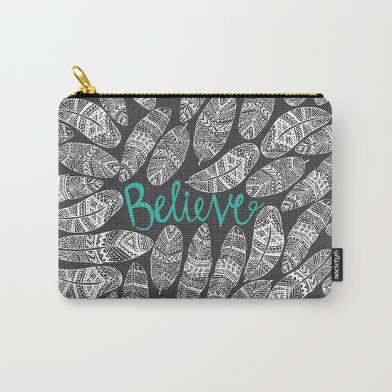 Believe II Carry-All Pouch