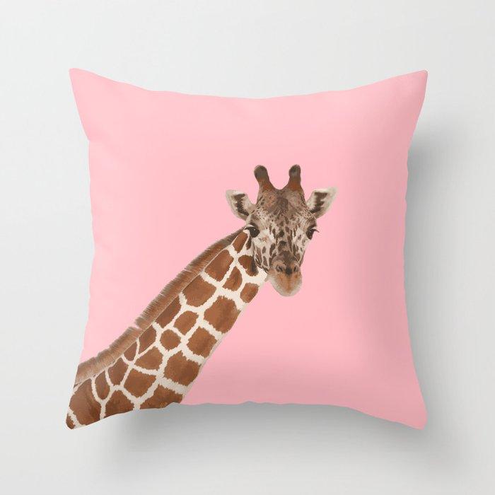 Giraffe 3 Deko-Kissen