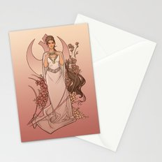 The Alderaan Rose Stationery Cards