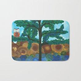 Art by MiMi Stirn - Owl Singles #338 Bath Mat