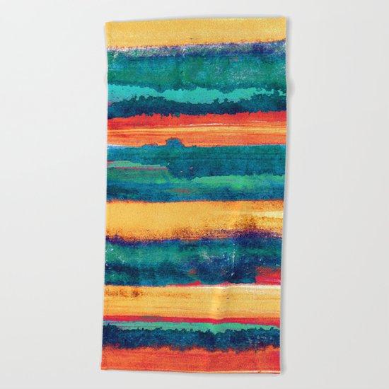 California Dreaming Beach Towel