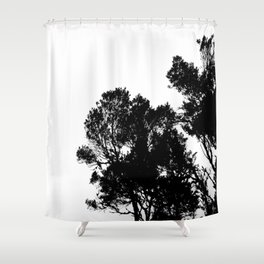 Blackwood Shower Curtain
