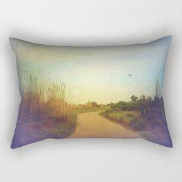 Pave the Way Rectangular Pillow