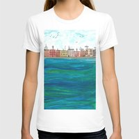 venice T-shirts featuring Venice by Afriquita