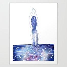 Thalia Art Print