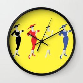Primary Women 03 Wall Clock