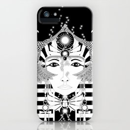WOMAN: EGYPTIAN iPhone Case
