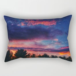 Afternoon Majesty Rectangular Pillow