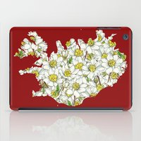 iceland iPad Cases featuring Iceland by Ursula Rodgers