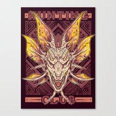 Hunting Club: Mizutsune Canvas Print