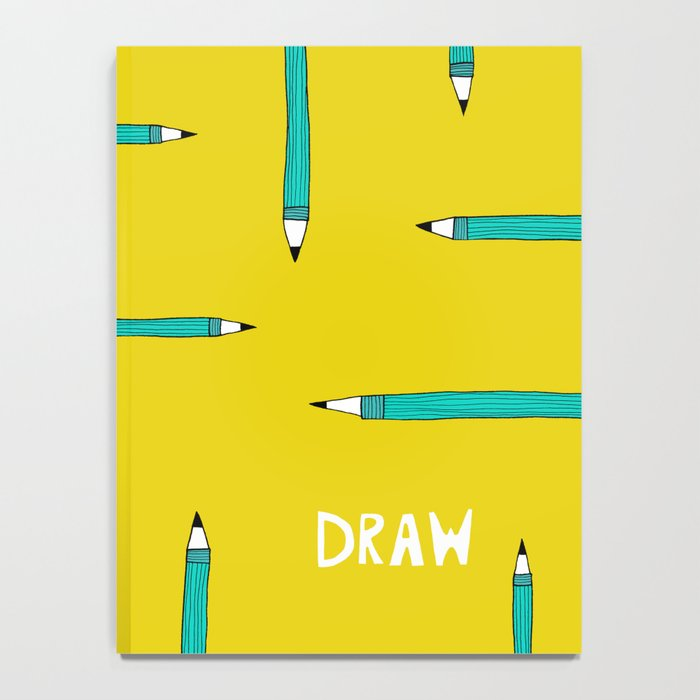 Draw by Emma Freeman Notebook