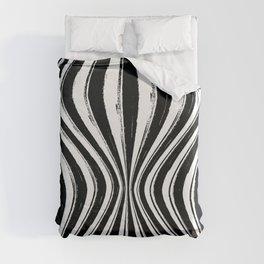 Stripes line up Duvet Cover