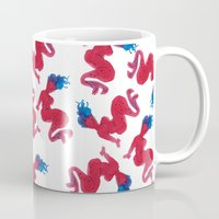 mermaids Mugs featuring Mermaids by Koni