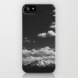 Mount Sopris iPhone Case