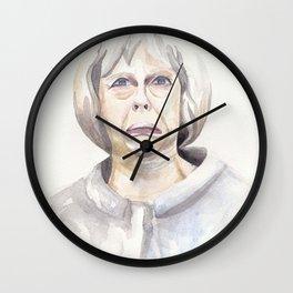 THERESA MAYBE Wall Clock