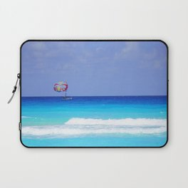 Calm Blue Water Laptop Sleeve